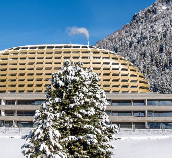 Hotel Inter Continental Davos