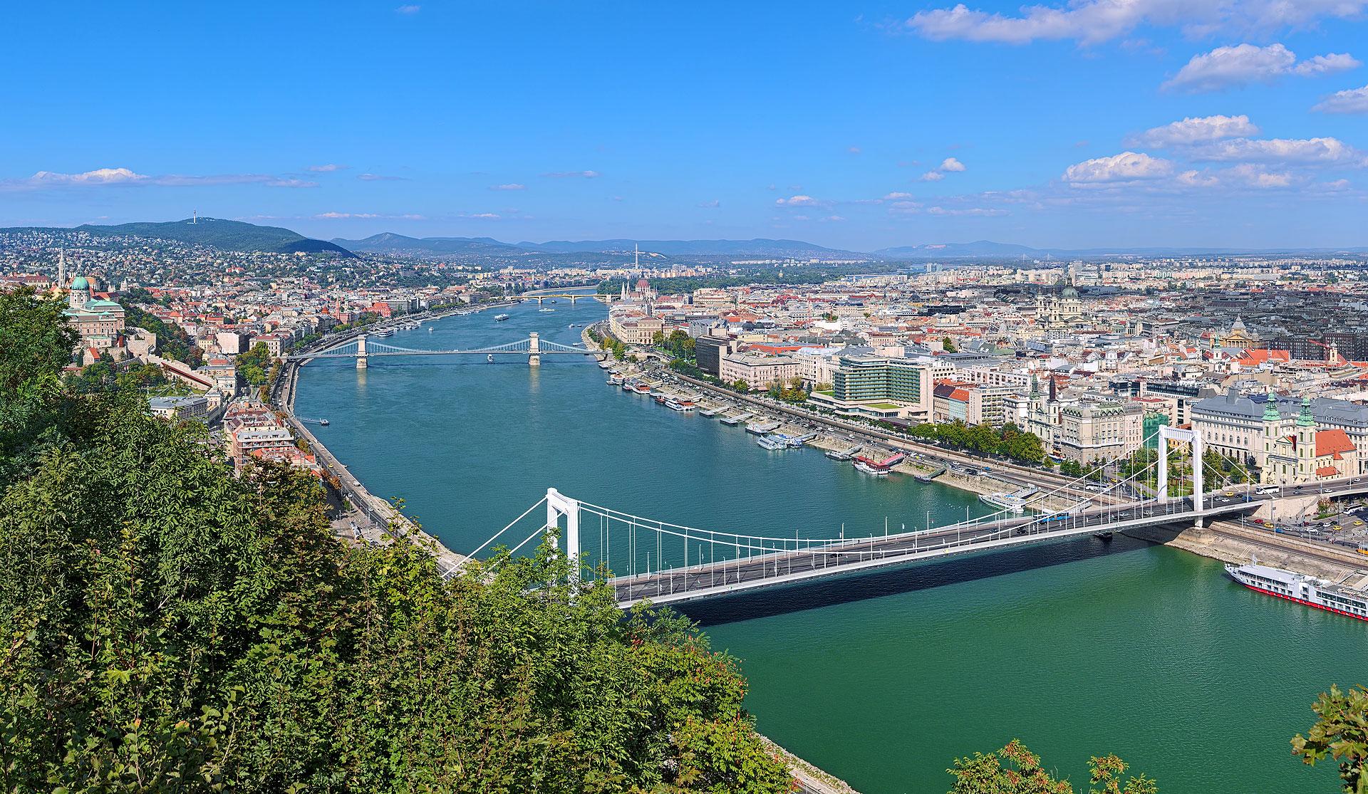Erzsébed híd